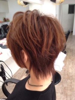 ◆ショートヘア